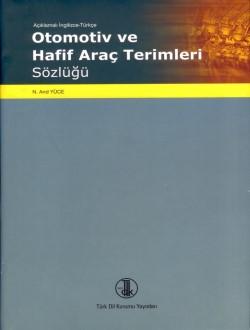 Otomotiv ve Hafif Araç Terimleri Sözlüğü, 2013
