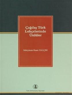 Çağdaş Türk Lehçelerinde Ünlüler, 2013