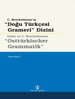Doğu Türkçesi Grameri Dizini, 2017