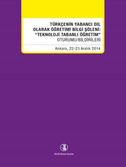 Türkçenin Yabancı Dil Olarak Öğretimi Bilgi Şöleni:, 0