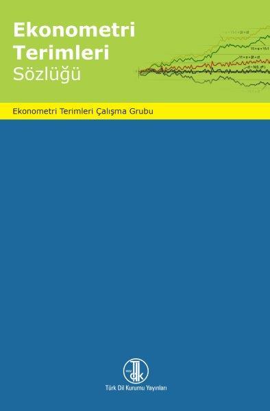 Ekonometri Terimleri Sözlüğü, 2019