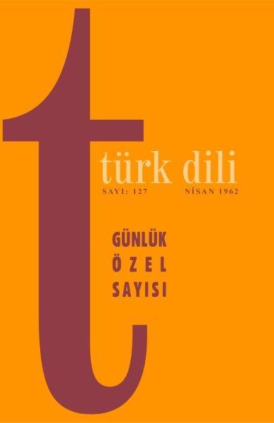 Türk Dili Günlük Özel Sayısı, 2020