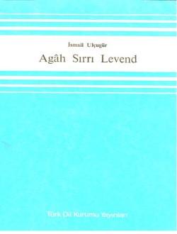 Agâh Sırrı Levend, 1982