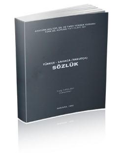 Türkçe-Sahaca (Yakutça) Sözlük, 1995