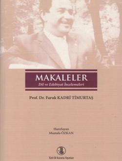 Makaleler: Dil ve Edebiyat İncelemeleri, 2013