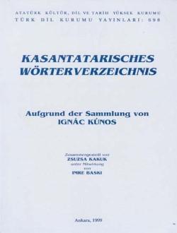 Kasantatarisches Wörterverzeichnis, 1998