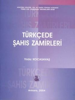 Türkçede Şahıs Zamirleri, 2004