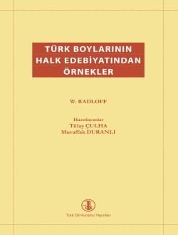 Türk Boylarının Halk Edebiyatından Örnekler, 2015