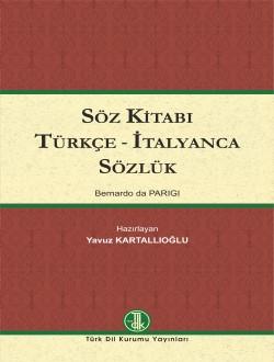 Söz Kitabı Türkçe-İtalyanca Sözlük, 2015