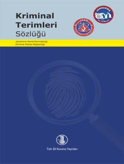 Kriminal Terimleri Sözlüğü, 2016