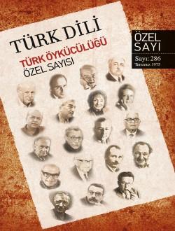 Türk Dili Dergisi Türk Öykücülüğü Özel Sayısı, 2018