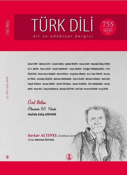 Türk Dili (Kasım 2014), 2014