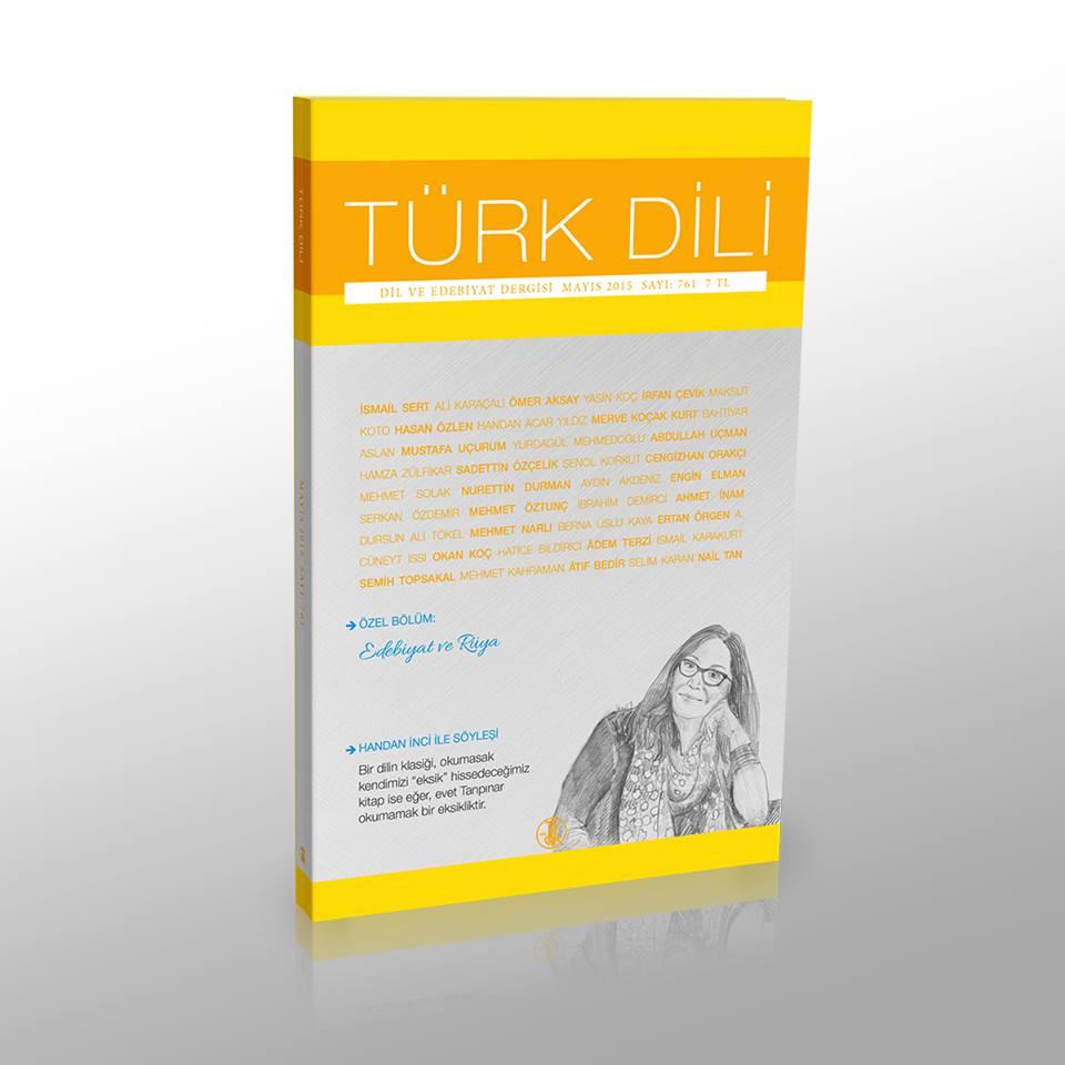 Türk Dili (Mayıs 2015), 2015