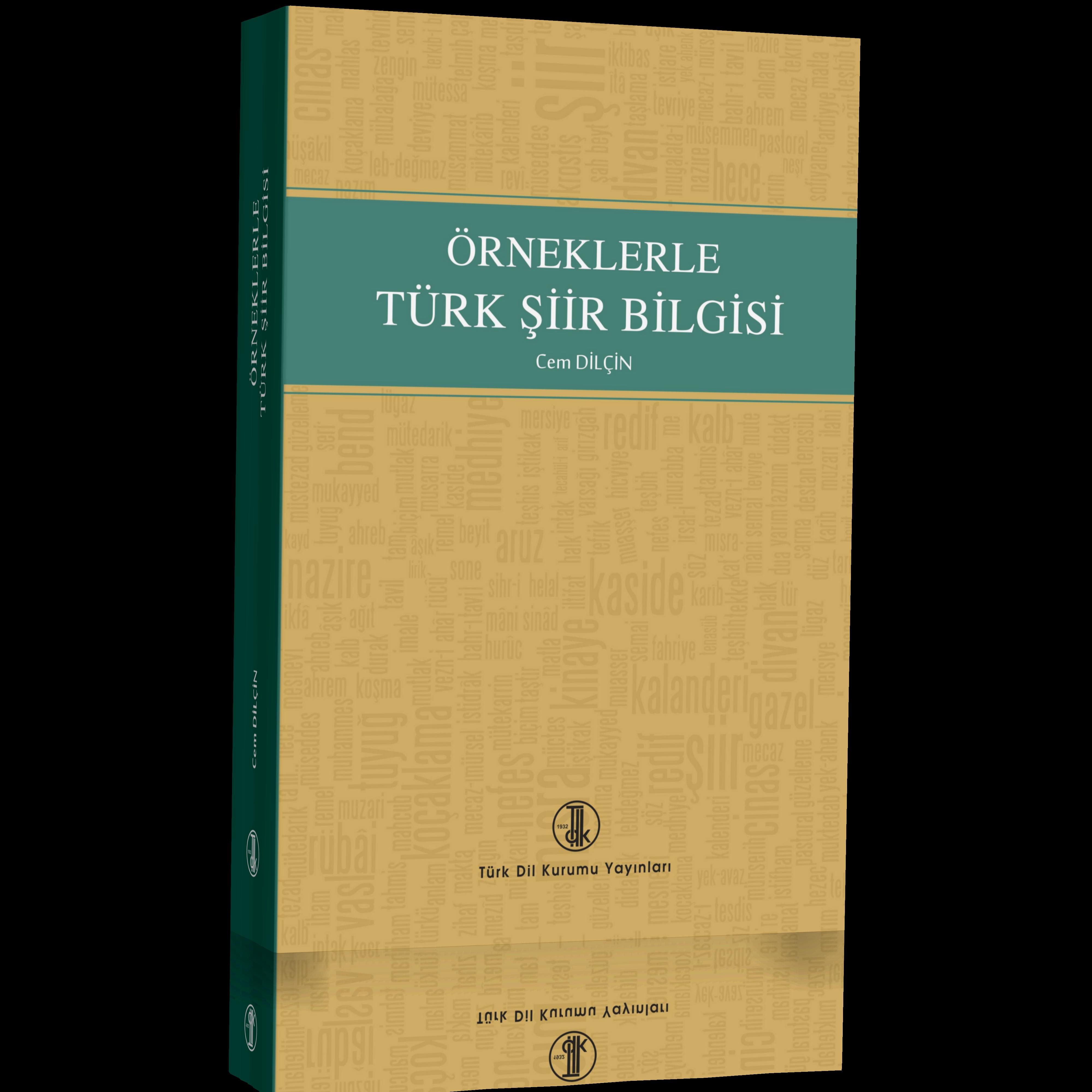 Örneklerle Türk Şiir Bilgisi, 2019