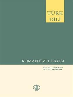Türk Dili Roman Özel Sayısı, 2019
