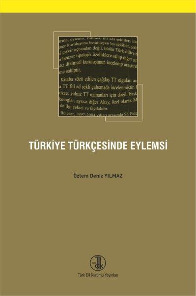 Türkiye Türkçesinde Eylemsi, 2020