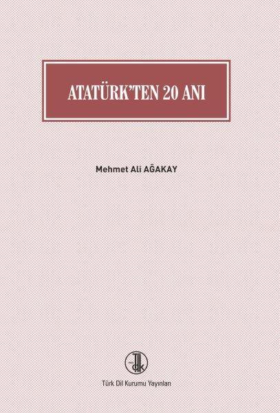 Atatürk'ten 20 Anı, 2020