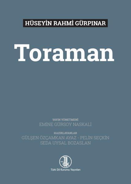 Hüseyin Rahmi Gürpınar Toraman, 2021