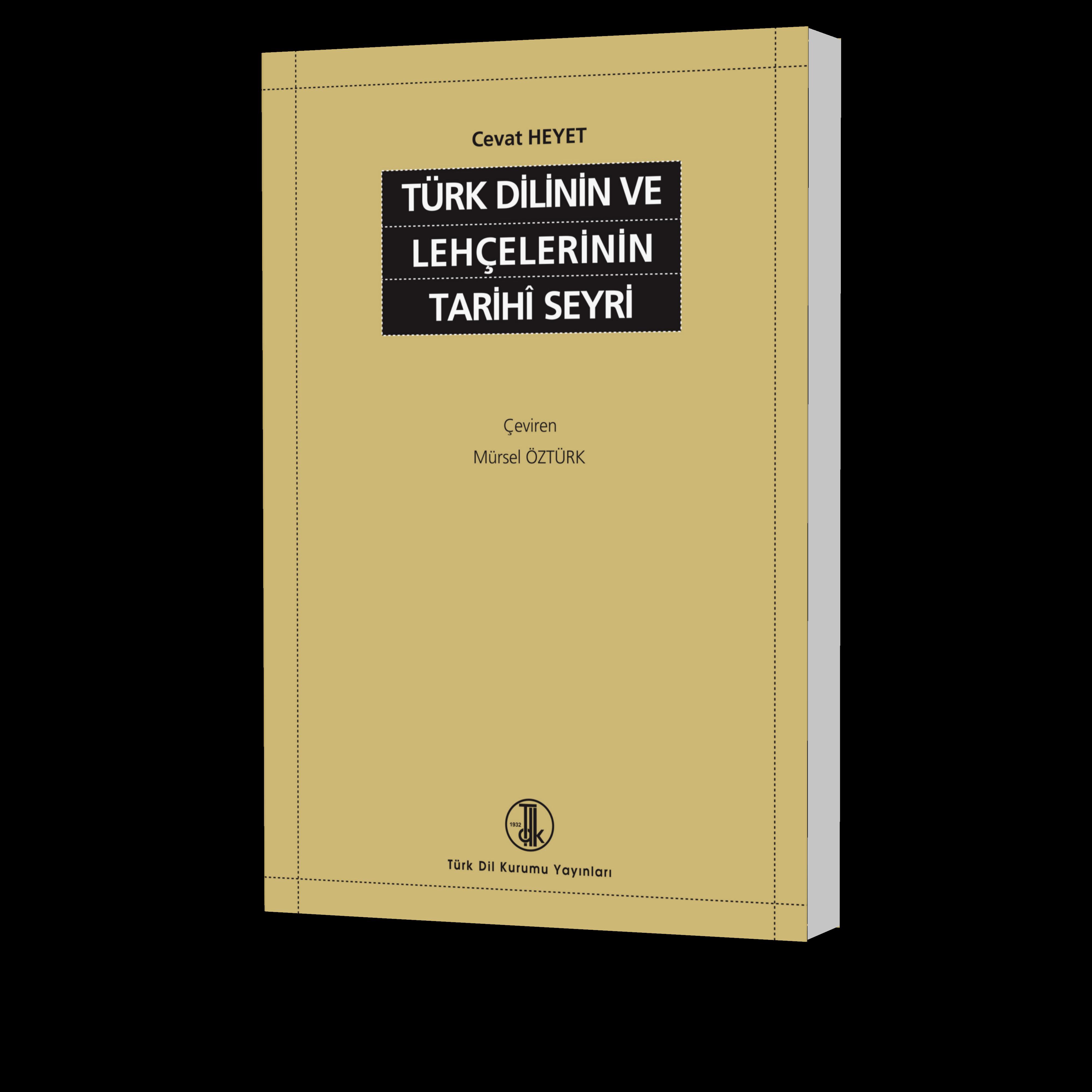 Türk Dilinin ve Lehçelerinin Tarihî Seyri, 2021