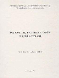 Zonguldak-Bartın-Karabük İlleri Ağızları, 1997