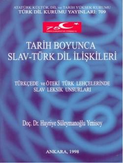 Tarih Boyunca Slav-Türk Dil İlişkileri, 1998