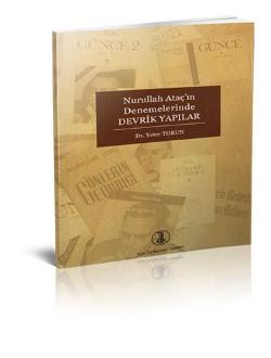 Nurullah Ataç'ın Denemelerinde Devrik Yapılar, 2009